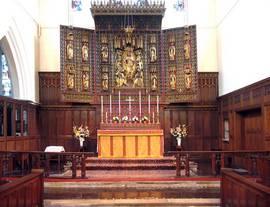 Catholic church clapham junction